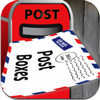 Find Postboxes iPhone icon